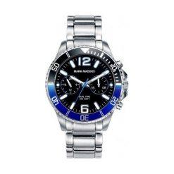 Mark Maddox Zegarek Męski hm7006-55. Niebieskie zegarki męskie Mark Maddox. W wyprzedaży za 269,00 zł.