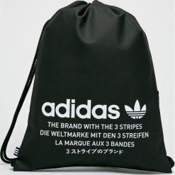 Adidas Originals - Plecak. Czarne plecaki męskie adidas Originals, z materiału. W wyprzedaży za 99,90 zł.