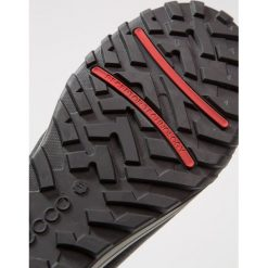 Ecco URBAN LIFESTYLE Obuwie hikingowe black. Czarne buty sportowe męskie ecco, z materiału, outdoorowe. Za 569,00 zł.