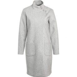 Płaszcze damskie pastelowe: Soft Rebels LUCKY Krótki płaszcz light grey melange
