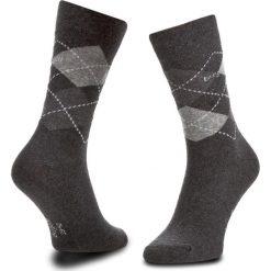 Skarpety Wysokie Męskie BUGATTI - 6776C Anthracite 620. Czerwone skarpetki męskie marki Happy Socks, z bawełny. Za 34,90 zł.