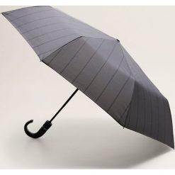 Mango Man - Parasol Lines. Szare parasole Mango Man. Za 89,90 zł.