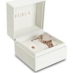 Zegarek damski FURLA - Pin 944341 W W503 VIT Moonstone. Czerwone zegarki męskie marki Furla, ze skóry. Za 805,00 zł.