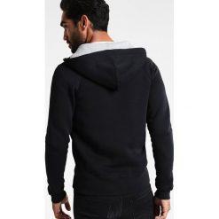 GANT ORIGINAL HOODIE Bluza rozpinana black. Niebieskie bluzy męskie rozpinane marki GANT. Za 509,00 zł.