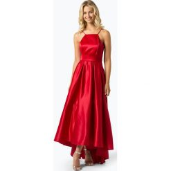 Marie Lund - Damska sukienka wieczorowa, czerwony. Niebieskie sukienki balowe marki Marie Lund, z szyfonu. Za 699,95 zł.