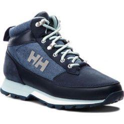 Trekkingi HELLY HANSEN - W Chilcotin 114-28.689 Evening Blue/Marine Bue/Blue Haze. Niebieskie buty trekkingowe damskie Helly Hansen. W wyprzedaży za 349,00 zł.