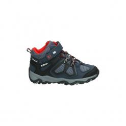 Buty Dziecko Nicoboco  BICOLE HI. Niebieskie buty trekkingowe chłopięce marki CMP, z materiału. Za 184,46 zł.