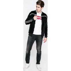 Casual Friday - Bluza. Szare bluzy męskie rozpinane marki Casual Friday, l, z bawełny, bez kaptura. W wyprzedaży za 99,90 zł.