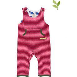 Pajacyki niemowlęce: Śpioszki w kolorze jagodowym