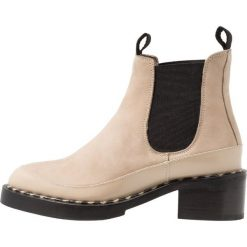 Another project Ankle boot taupe. Szare botki damskie skórzane another project. Za 1049,00 zł.
