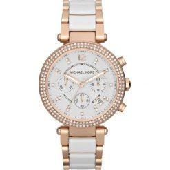 ZEGAREK MICHAEL KORS MK5774. Białe zegarki damskie Michael Kors, ze stali. Za 1499,00 zł.