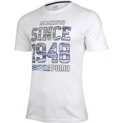 Puma Koszulka męska Fun Summer Logo Tee biała r. S (836592 02). Białe t-shirty męskie Puma, m. Za 70,58 zł.