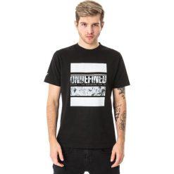 4f Koszulka męska H4L18-TSM010 czarna r. M. Szare koszulki sportowe męskie marki 4f, l, z elastanu, z dekoltem w łódkę. Za 37,50 zł.