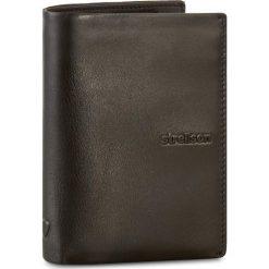Duży Portfel Męski STRELLSON - Carter 4010001188 Black 900. Czarne portfele męskie Strellson, ze skóry. W wyprzedaży za 179,00 zł.