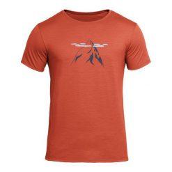 Devold Męska Koszulka Nipa Tee Ceglany Xxl. Różowe koszulki turystyczne męskie Devold, m, z wełny, z krótkim rękawem. Za 315,00 zł.