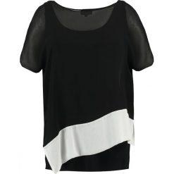 Bluzki asymetryczne: Live Unlimited London ASYMMETRIC Bluzka black