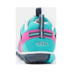 Keen CHANDLER CNX Półbuty trekkingowe viridian/very berry. Niebieskie buty sportowe męskie Keen, z gumy, sportowe. Za 249,00 zł.