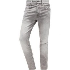 GStar 3301 TAPERED Jeansy Zwężane kamden grey stretch denim. Szare jeansy męskie marki G-Star. Za 549,00 zł.