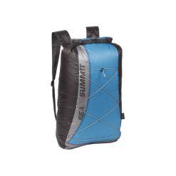 Plecaki męskie: Sea to Summit UltraSil Dry plecak – 20 l – niebieski