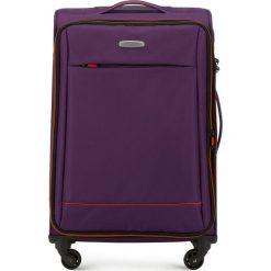 Walizka średnia 56-3S-462-44. Brązowe walizki Wittchen, średnie. Za 259,00 zł.