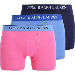 Polo Ralph Lauren 3 PACK Panty navy/pink/blue. Niebieskie bokserki męskie Polo Ralph Lauren, z bawełny. Za 169,00 zł.