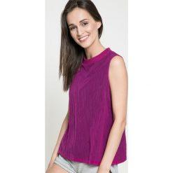 Nike Sportswear - Top. Różowe topy sportowe damskie Nike Sportswear, l, z nylonu, bez rękawów. W wyprzedaży za 99,90 zł.