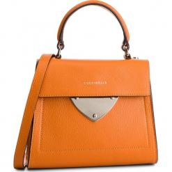 Torebka COCCINELLE - D05 B14 E1 D05 55 77 01 Flash Orange R12. Brązowe torebki klasyczne damskie marki Coccinelle, ze skóry. Za 1099,90 zł.