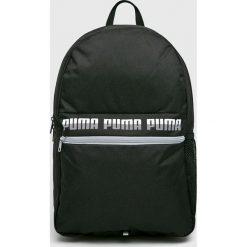 Puma - Plecak. Czarne plecaki męskie marki Puma, z poliesteru. Za 99,90 zł.