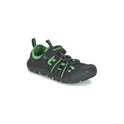 Sandały sportowe Dziecko  Kangaroos  KANGASPEED X4. Niebieskie buty sportowe chłopięce marki KangaROOS. Za 111,80 zł.