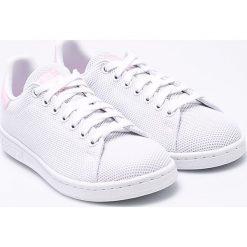 Adidas Originals - Buty Stan Smith. Szare buty sportowe damskie adidas Originals, z gumy. W wyprzedaży za 299,90 zł.