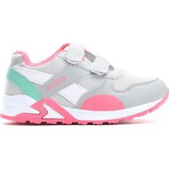 Szaro-Różowe Buty Sportowe Join Us. Czerwone buty sportowe dziewczęce marki Born2be, z materiału, z okrągłym noskiem. Za 49,99 zł.