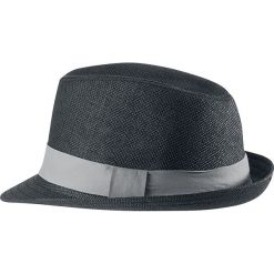 Kapelusze damskie: Trilby Hat Kapelusz czarny/szary