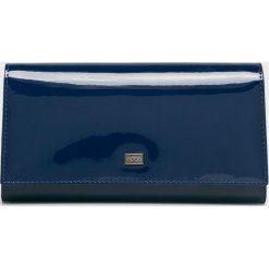 Nobo - Portfel. Niebieskie portfele damskie Nobo, z materiału. W wyprzedaży za 189,90 zł.