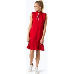 Marc Cain Sports - Sukienka damska, czerwony. Czerwone sukienki na komunię marki Marc Cain Sports, na co dzień, sportowe, sportowe. Za 999,95 zł.