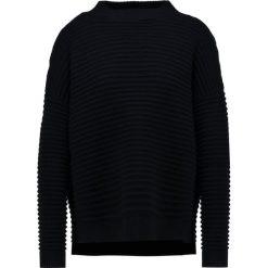 Swetry klasyczne damskie: Rich & Royal Sweter midnight blue