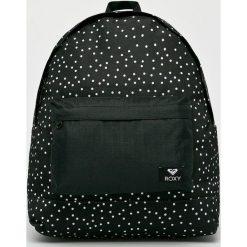 Roxy - Plecak. Czarne plecaki damskie marki Roxy, z poliesteru. Za 169,90 zł.