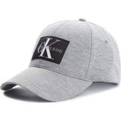 Czapka z daszkiem CALVIN KLEIN JEANS - J Monogram Cap M K40K400752 013. Szare czapki z daszkiem męskie marki Calvin Klein Jeans, z bawełny. Za 159,00 zł.
