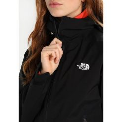 The North Face KEIRYO DIAD II Kurtka hardshell black. Czarne kurtki sportowe damskie marki The North Face, xs, z hardshellu. W wyprzedaży za 494,45 zł.