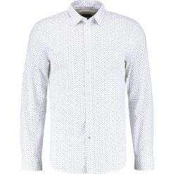Koszule męskie na spinki: Sisley REGULAR FIT Koszula white