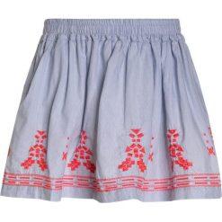 Spódniczki dziewczęce z falbankami: American Outfitters Spódnica plisowana blue