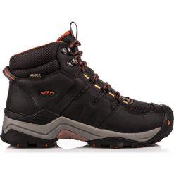 Buty trekkingowe męskie: Keen Buty męskie Gypsum II Mid WP India Ink/Burnt Ochre r. 42.5 (1153)