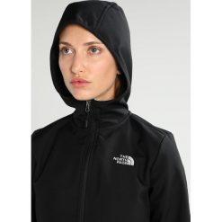The North Face TANKEN Kurtka Softshell black. Czarne kurtki damskie The North Face, xs, z materiału. W wyprzedaży za 389,35 zł.