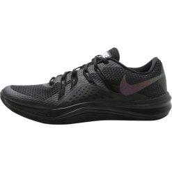 Buty do fitnessu damskie: Nike Performance METALLIC LUNAR EXCEED TR Obuwie treningowe black/metallic silver
