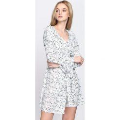 Sukienki: Biała Sukienka Morning Dew