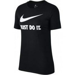 Bluzki sportowe damskie: Nike Koszulka W Nsw Tee Crew Jdi Swsh Hbr Xs