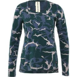 Bluzki sportowe damskie: super.natural PANEL PRINTED Koszulka sportowa blush/sea moss