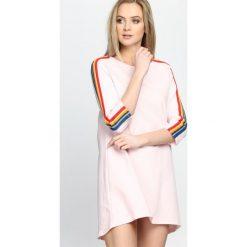 Różowa Sukienka Sweet Euphoria. Czerwone sukienki letnie Born2be, s. Za 84,99 zł.