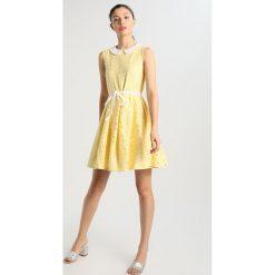 Sukienki hiszpanki: mint&berry PETER PAN Sukienka koktajlowa pale banana