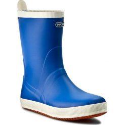 Kalosze VIKING - Seilas 1-46000-15 Royal. Niebieskie buty zimowe damskie Viking, z gumy. W wyprzedaży za 209,00 zł.