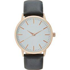 KIOMI Zegarek black/rose goldcoloured. Czarne, analogowe zegarki damskie KIOMI. Za 139,00 zł.